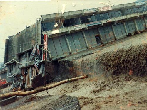 1990 SEL FELAKETİNDEN GÖRÜNTÜLER galerisi resim 10