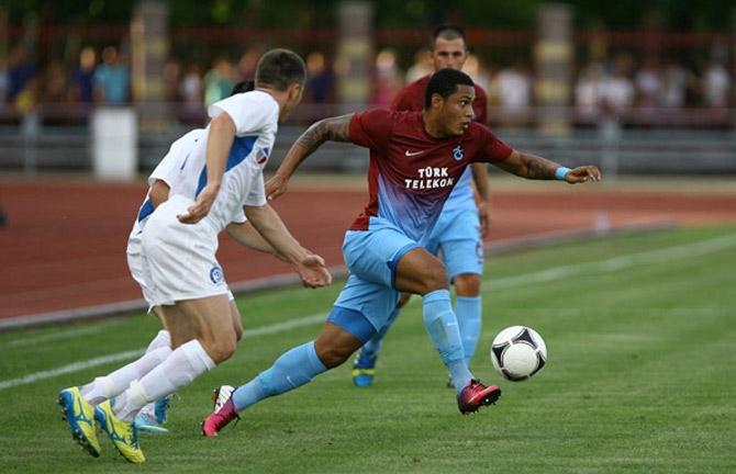 Trabzonspor Deplasmanda Galip galerisi resim 1