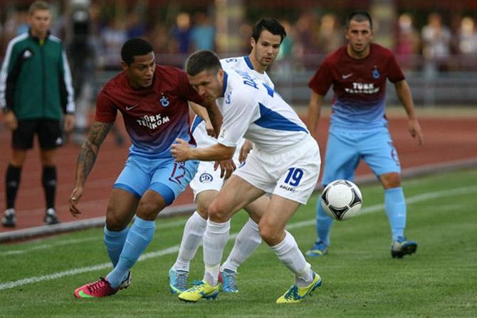 Trabzonspor Deplasmanda Galip galerisi resim 10