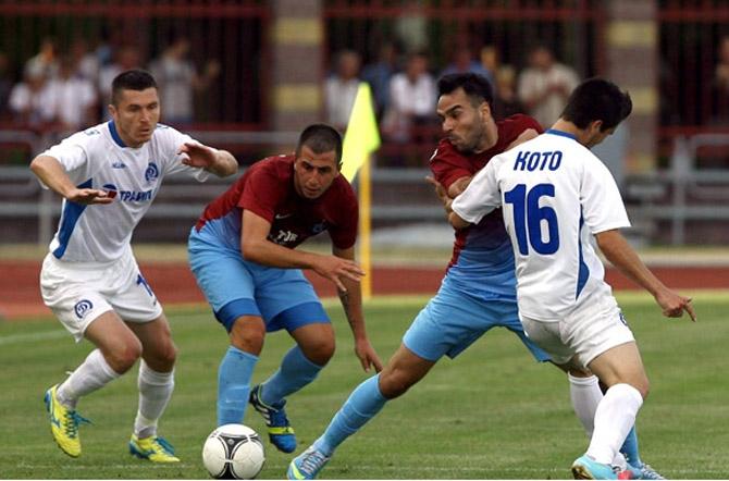 Trabzonspor Deplasmanda Galip galerisi resim 2