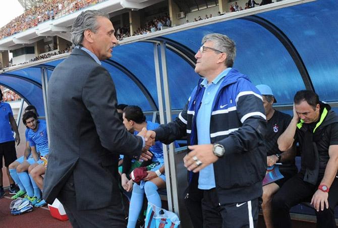 Trabzonspor Deplasmanda Galip galerisi resim 7