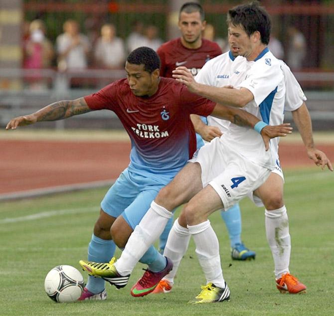 Trabzonspor Deplasmanda Galip galerisi resim 8