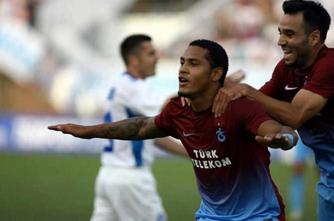Trabzonspor Deplasmanda Galip galerisi resim 9