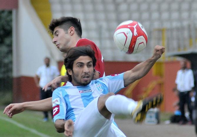 Akçaabat FK Tekirova Belediyespor'u 2-0 mağlup etti. galerisi resim 10