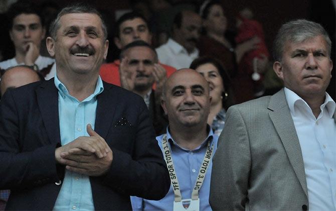 Akçaabat FK Tekirova Belediyespor'u 2-0 mağlup etti. galerisi resim 13