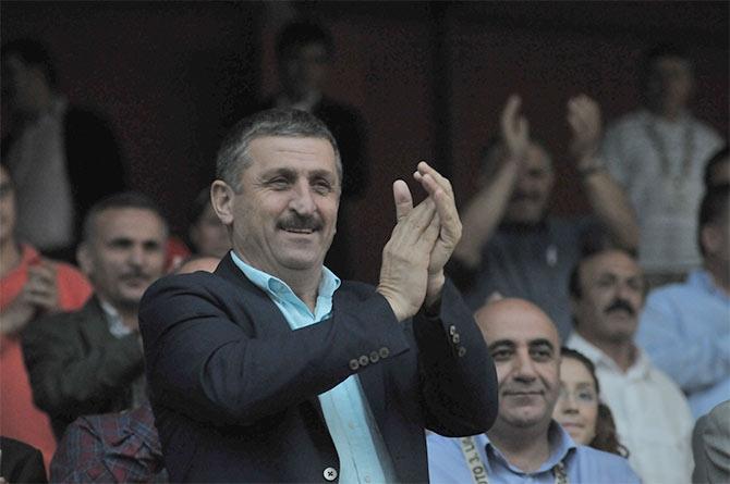 Akçaabat FK Tekirova Belediyespor'u 2-0 mağlup etti. galerisi resim 15