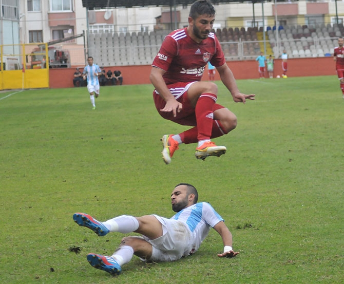 Akçaabat FK Tekirova Belediyespor'u 2-0 mağlup etti. galerisi resim 6