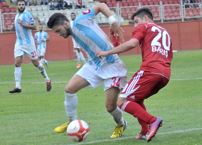 Akçaabat FK Tekirova Belediyespor'u 2-0 mağlup etti. galerisi resim 9
