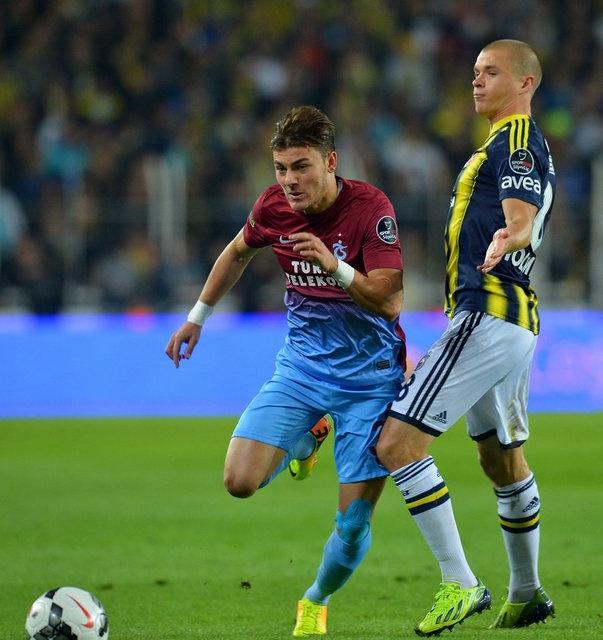 Trabzonspor FB'ye Dur dedi galerisi resim 10