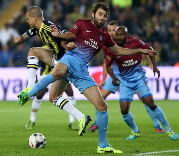 Trabzonspor FB'ye Dur dedi galerisi resim 11
