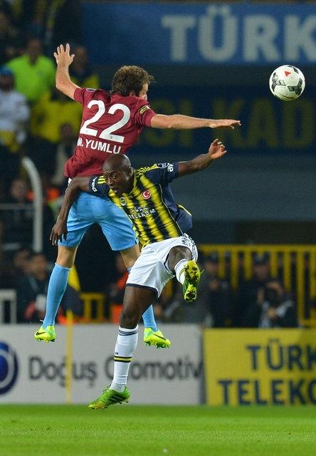 Trabzonspor FB'ye Dur dedi galerisi resim 12