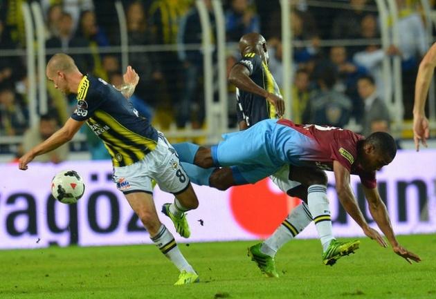 Trabzonspor FB'ye Dur dedi galerisi resim 14