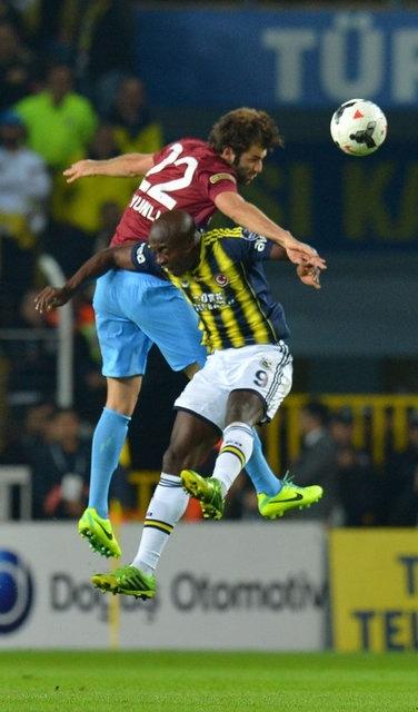 Trabzonspor FB'ye Dur dedi galerisi resim 3