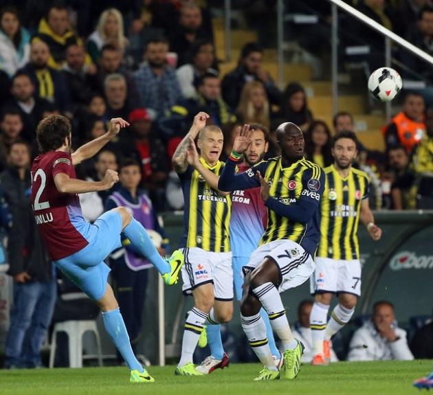 Trabzonspor FB'ye Dur dedi galerisi resim 6