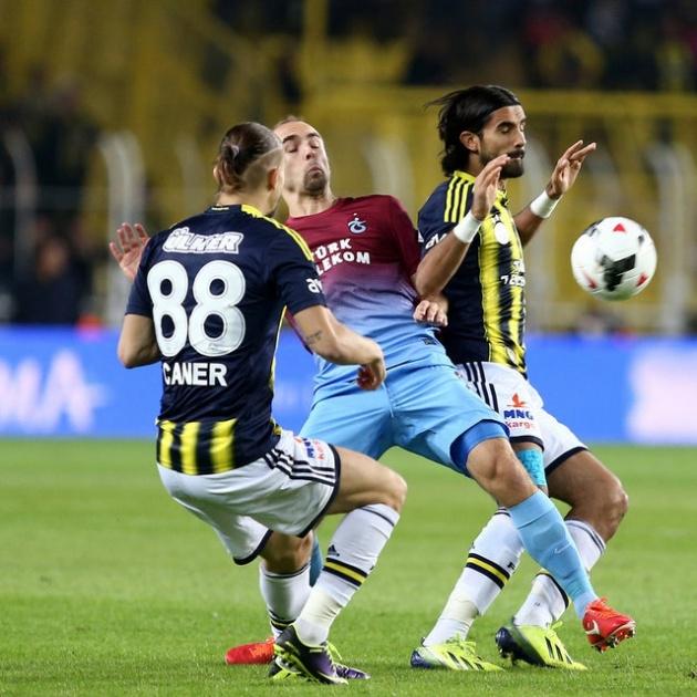 Trabzonspor FB'ye Dur dedi galerisi resim 7