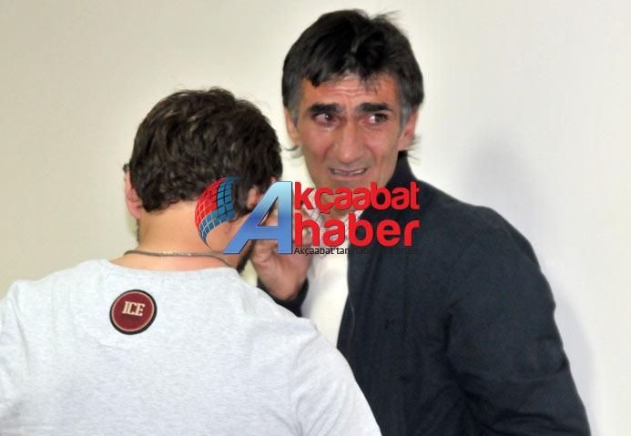 Trabzonspor'un pilot takımı 1461 Trabzon'un teknik direktörü K galerisi resim 5