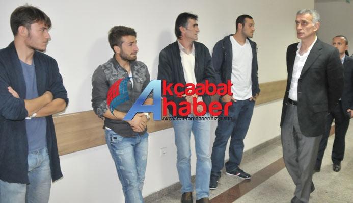 Trabzonspor'un pilot takımı 1461 Trabzon'un teknik direktörü K galerisi resim 9
