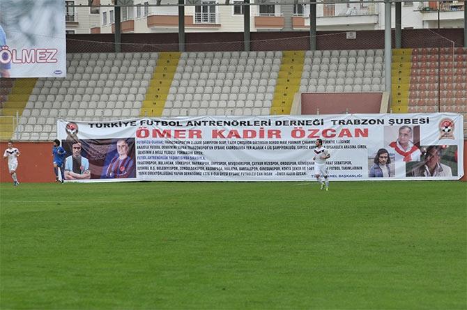 PTT 1. Lig'de 1461 Trabzon, sahasında Ankaraspor ile 0-0 berabere k galerisi resim 1