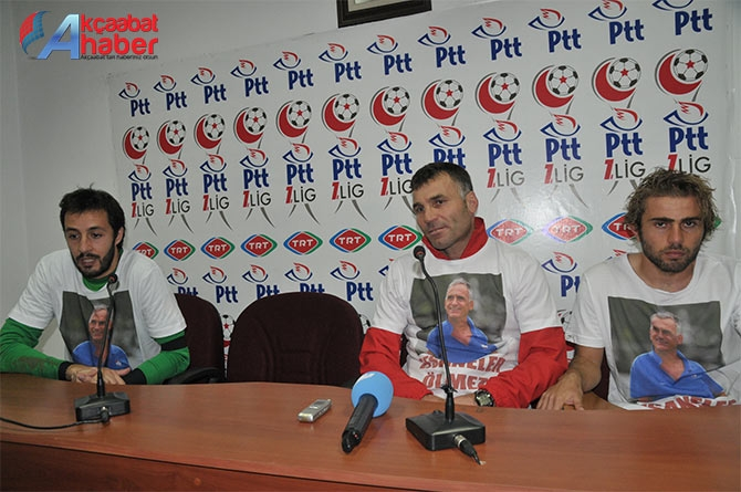 PTT 1. Lig'de 1461 Trabzon, sahasında Ankaraspor ile 0-0 berabere k galerisi resim 10