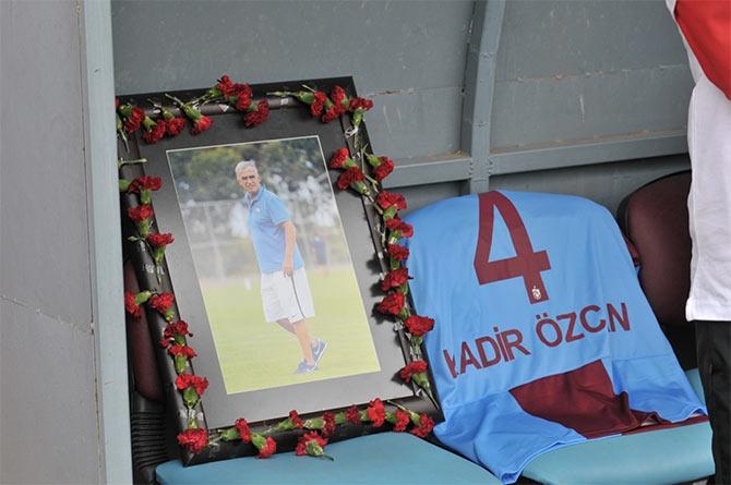 PTT 1. Lig'de 1461 Trabzon, sahasında Ankaraspor ile 0-0 berabere k galerisi resim 13