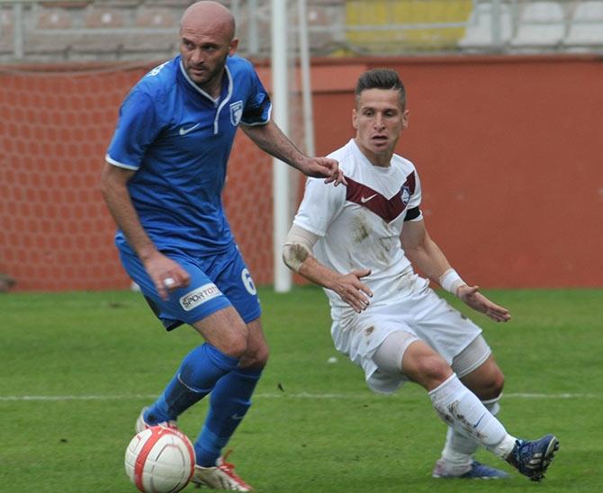 PTT 1. Lig'de 1461 Trabzon, sahasında Ankaraspor ile 0-0 berabere k galerisi resim 14