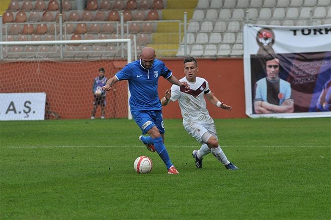 PTT 1. Lig'de 1461 Trabzon, sahasında Ankaraspor ile 0-0 berabere k galerisi resim 15