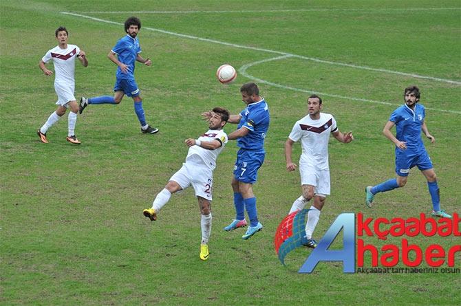 PTT 1. Lig'de 1461 Trabzon, sahasında Ankaraspor ile 0-0 berabere k galerisi resim 9