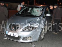 Darıcada Trafik Kazası 1 Ölü