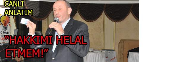 AK Parti Kongresi Canlı