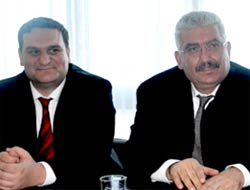 MHPde Hedef AK Parti