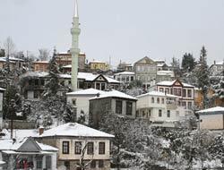 Kar güzelliği ile geldi.