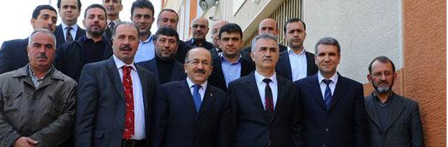 Gümrükçüoğlu Ziyaret Etti.