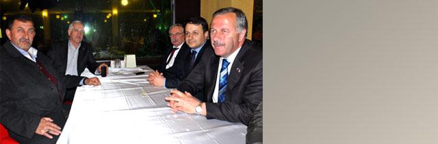 AK Partili Belediye Başkanları