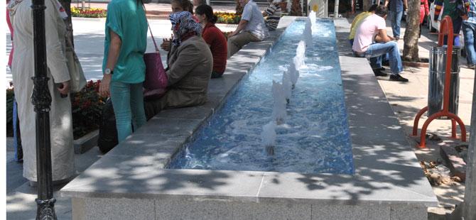 Akçaabat Atatürk Parkı Yenilendi