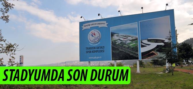 Akyazı Spor Kompleksi'nde Çalışmalar sürüyor. İşte Son hali