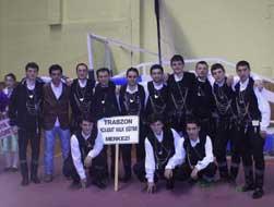 Grup Birincisi Akçaabat