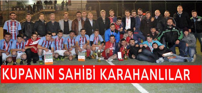 Cumhuriyet Kupası Karahanlıların 17-16