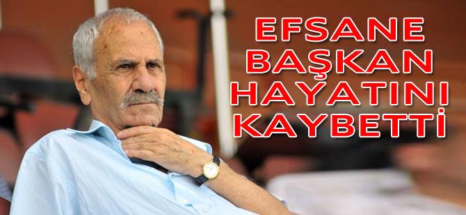 Kazım Kolot hayatını kaybetti.