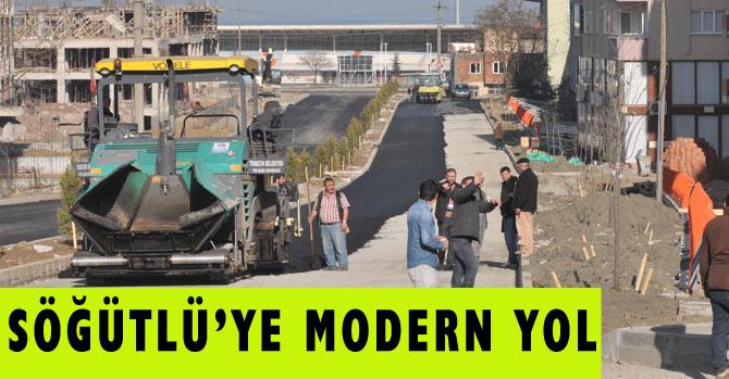 Söğütlü'ye Modern Yol