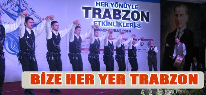 Ankara'da Trabzon Etkinlikleri Başladı.