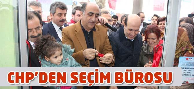 CHP'den Söğütlü ve Salacık'ta Seçim Bürosu