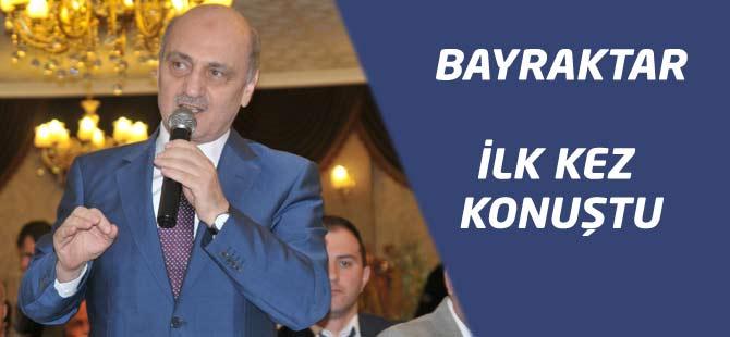 Erdoğan Bayraktar İddilarla İlgili  İlk kez Konuştu.