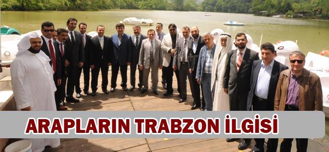 Suudlu İşadamları Trabzon'a iadeyi ziyarette bulundu