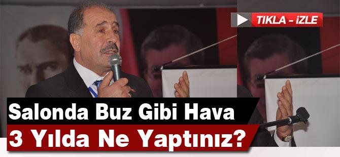 Akçaabat Osman Çavuş'un Şok Yaratan Konuşması
