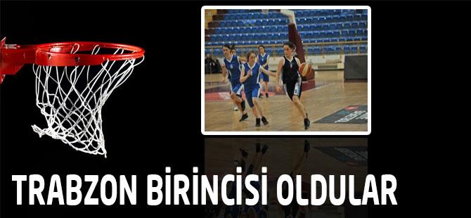 Trabzon Birincisi Oldular