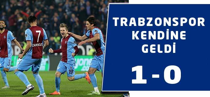 Trabzon Nefes Aldı