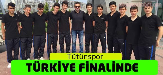 Türkiye Finali Oynayacağız
