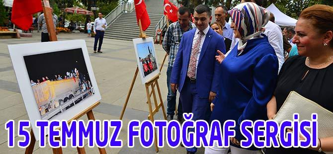 15 Temmuz Fotoğraf Sergisi