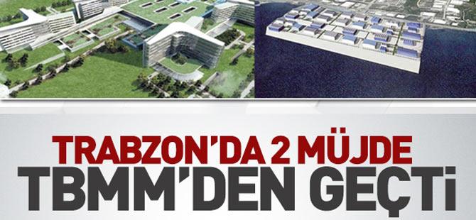Trabzon'a 2 Dev Yatırım