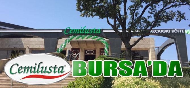 Cemil Usta Bursa'da